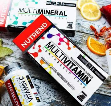 Витамины, Минералы, Омега-3