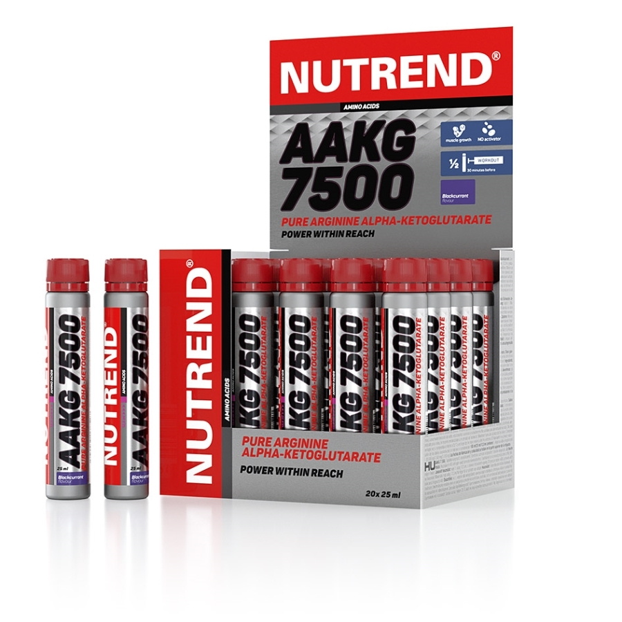Nutrend AAKG 7500 20x25 мл