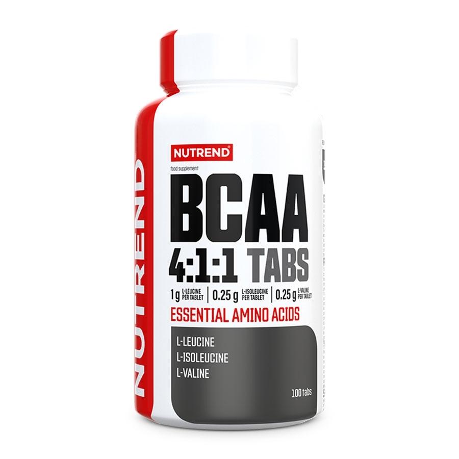 BCAA 4:1:1 100 таблеток