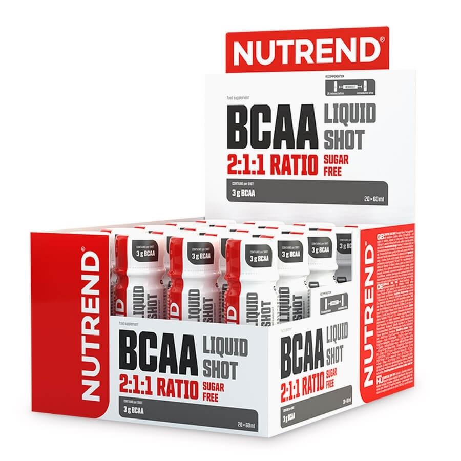 BCAA Liquid Shot 20x60 мл