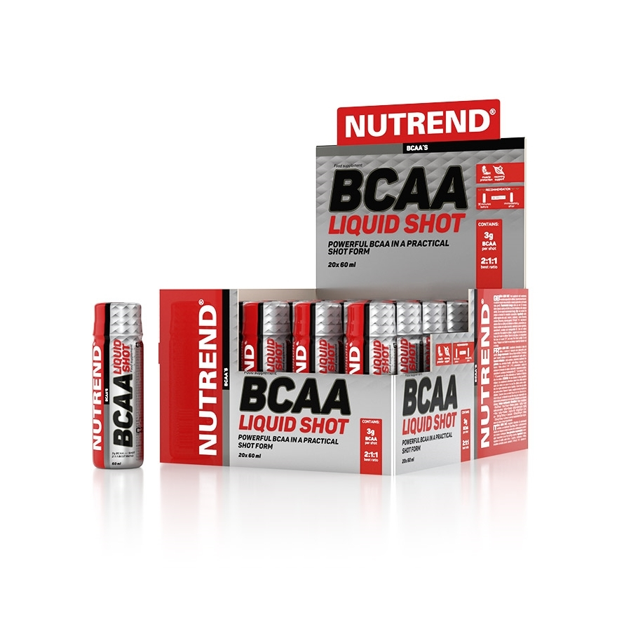 BCAA Liquid Shot 20x60 мл