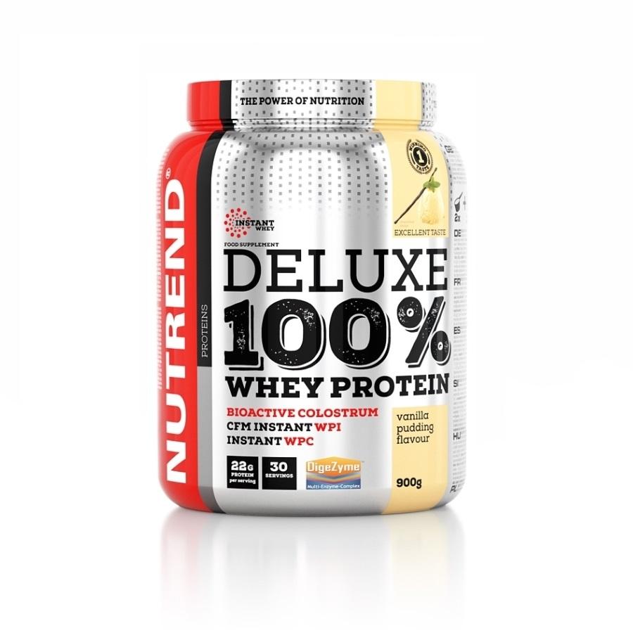 Deluxe 100% Whey Protein 900 грамм