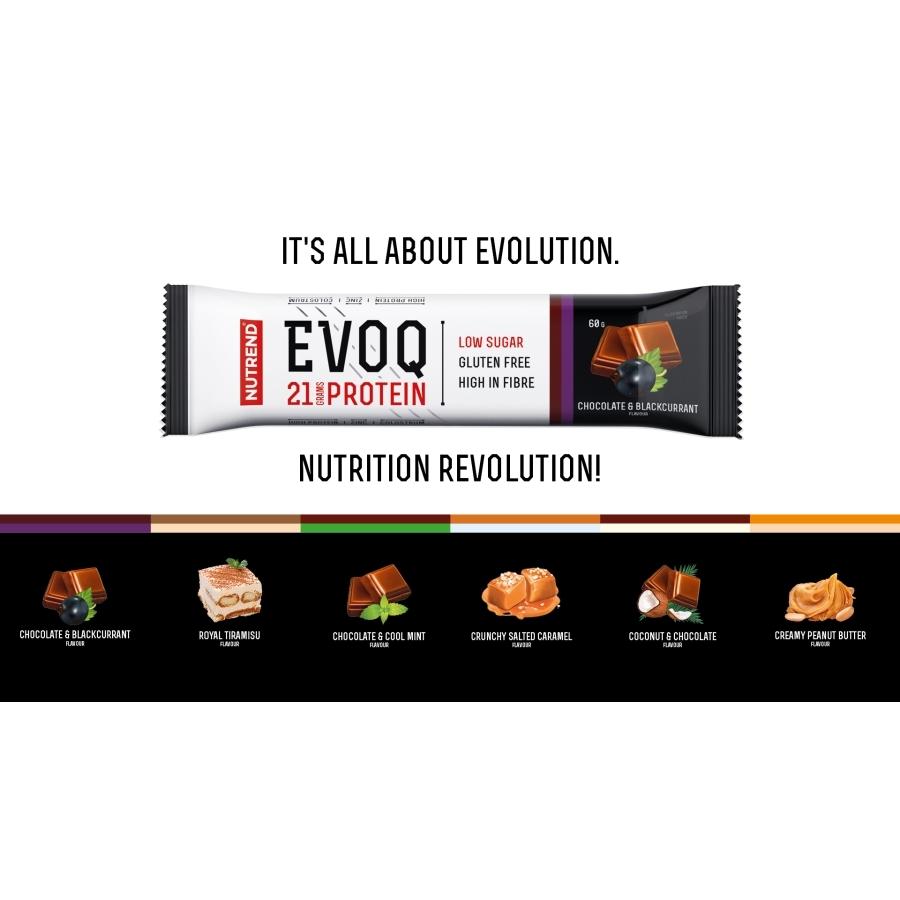 Nutrend EVOQ 12x60 гр