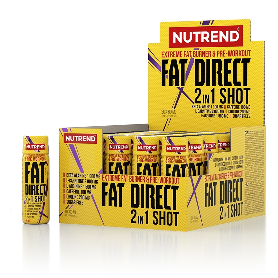 Fat Direct Shot 20x60 мл