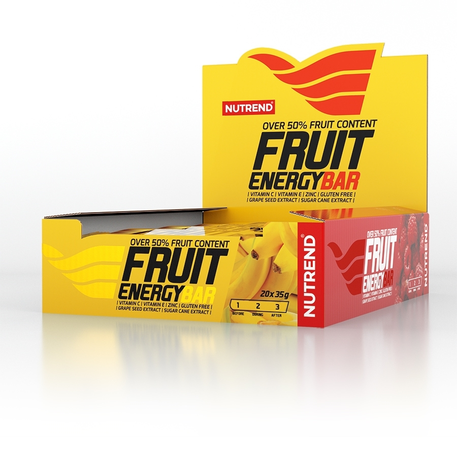 Fruit Energy Bar 20x35 гр