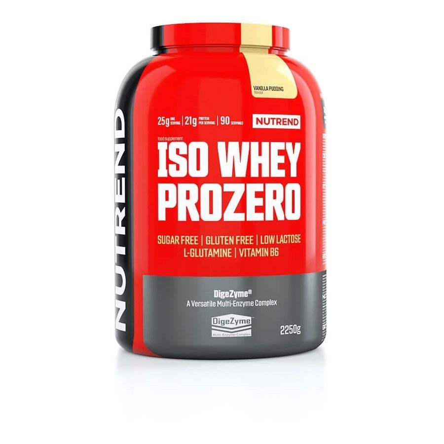 Iso Whey Prozero 2250 грамм