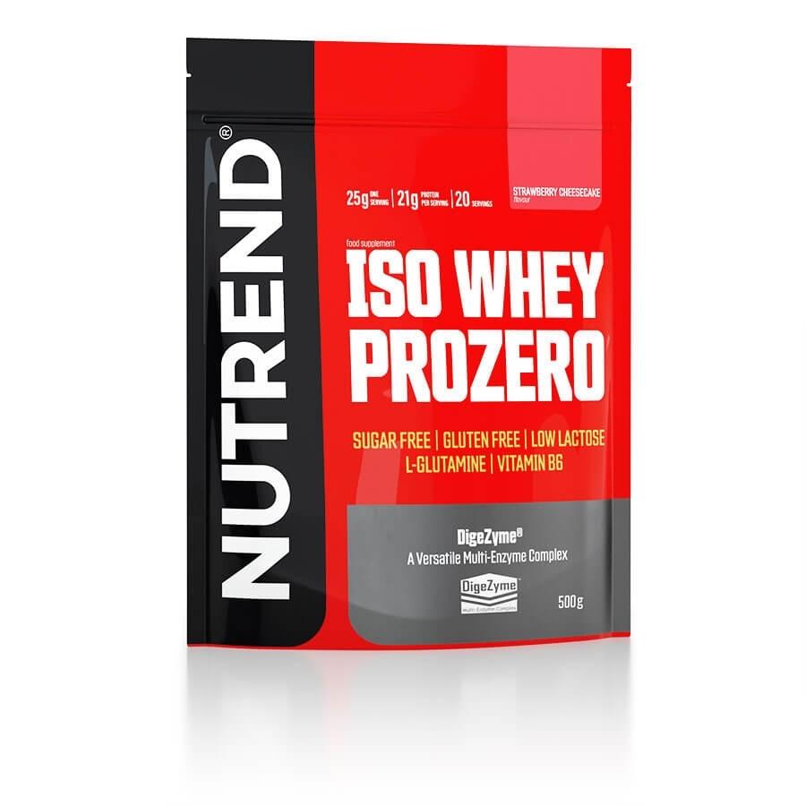 Iso Whey Prozero 500 грамм