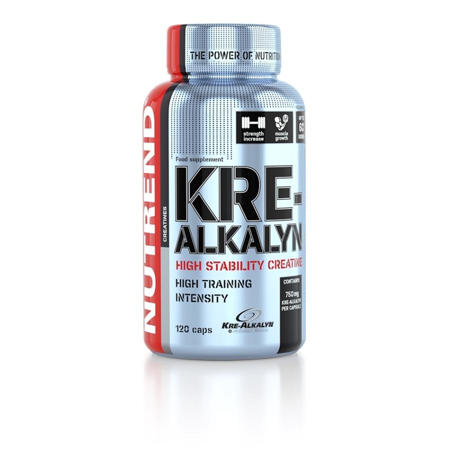 Nutrend Kre-Alkalyn 120 капсул