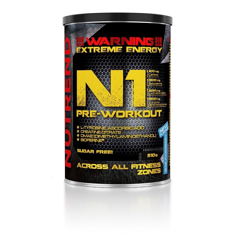 N1 Pre-Workout 510 гр