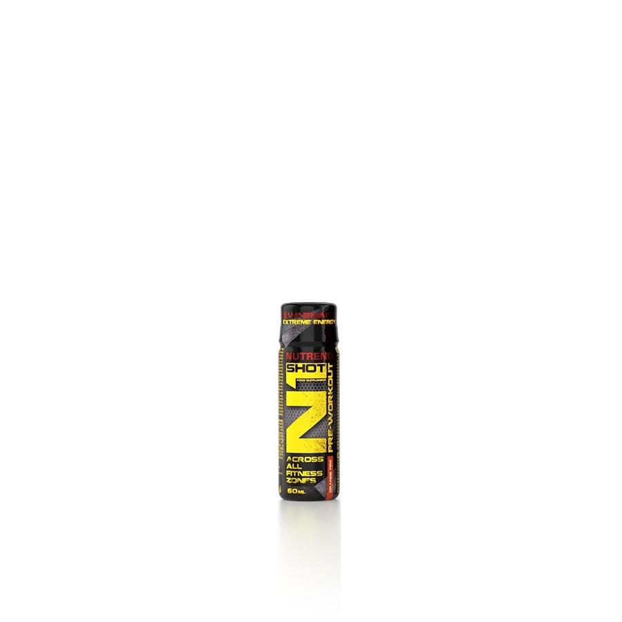 Nutrend N1 Pre-Workout Shot 60 мл