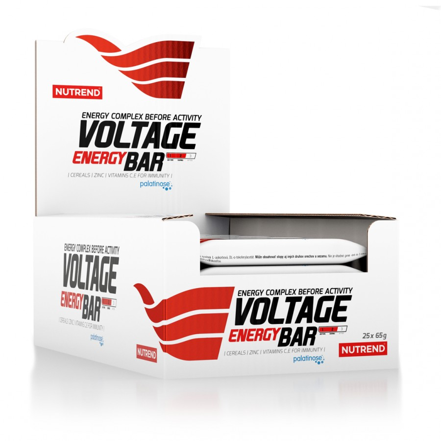 Voltage Energy Bar 25x65 гр