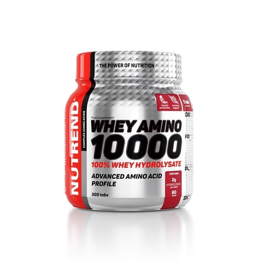 Nutrend Whey Amino 10000 300 таблеток