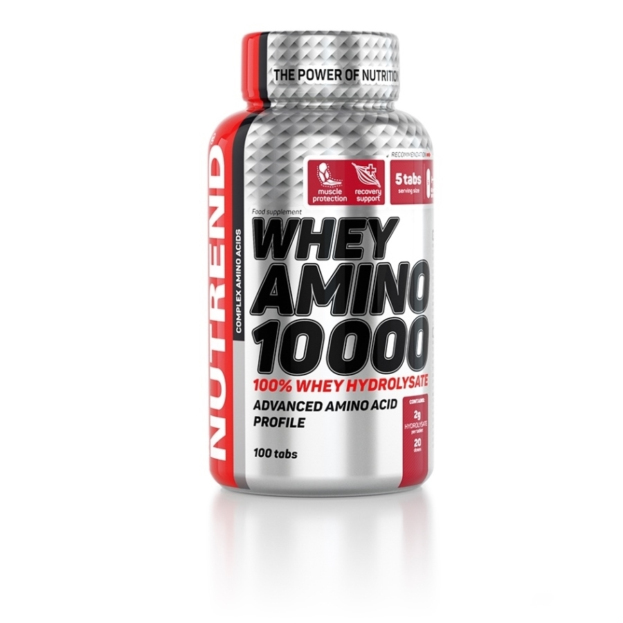 Nutrend Whey Amino 10000 100 таблеток