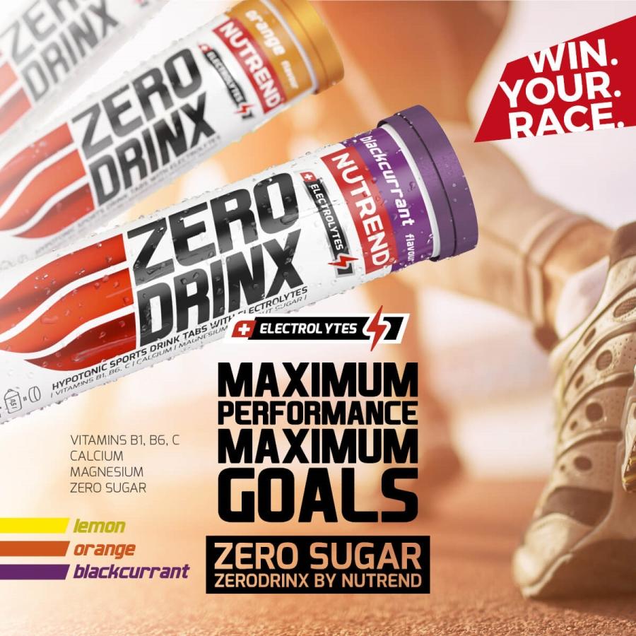 Zerodrinx Tabs 18 таблеток